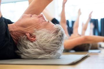 Hensyntagende motion for seniorer